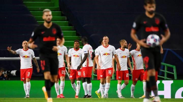 Liepzig: El equipo más joven en llegar a semis de la Champions