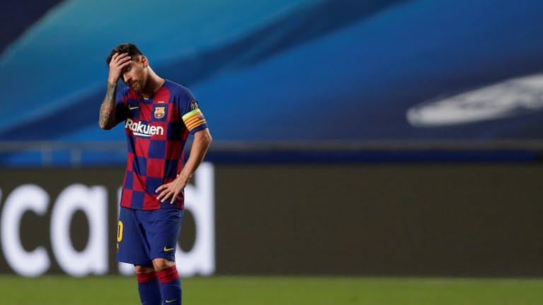 Aplastante: Bayern derrota al Barcelona y avanza a semis