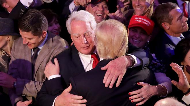 Luto en la Casa Blanca, hermano de presidente Trump muere a los 71 años