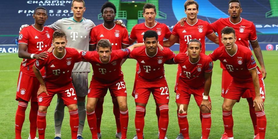Bayern Múnich, campeón de la Champions League 2020