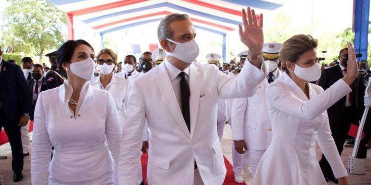 Fue juramentado Luis Abinader como nuevo presidente de República Dominicana