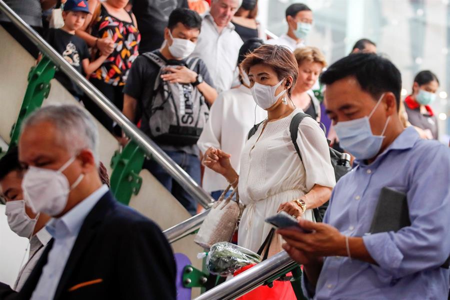 Lucha contra el Coronavirus: Crean mascarilla que combate el Covid-19  mientras se respira