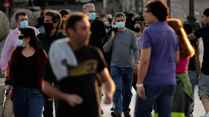 Segunda Ola de contagios en España: Registran más de 16.200 nuevos casos de Covid-19 desde el viernes