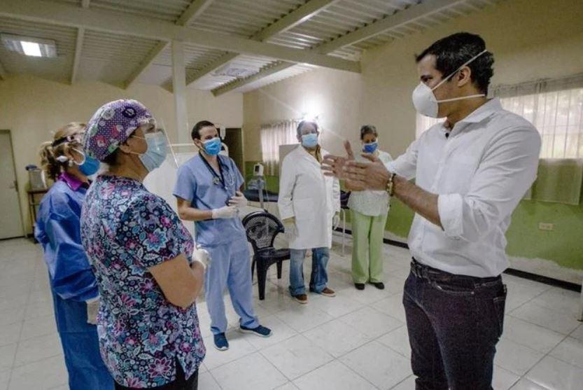 Inició proceso de registro en AirTM para cobrar el bono de $100 ofrecido por Guaidó