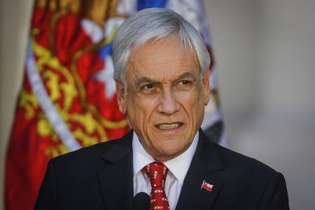 Presidente Piñera suspende su gira por Europa ante repunte de Covid-19 en Chile