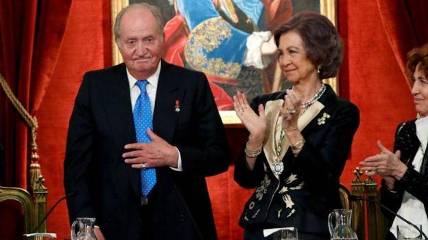 La Reina Sofía y su nueva realidad