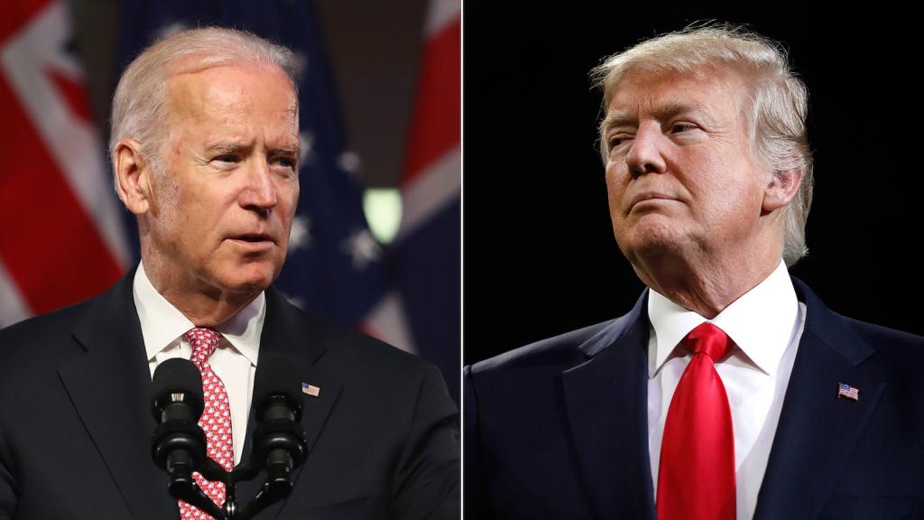 Micrófonos serán silenciados durante último debate Trump-Biden