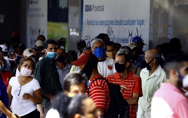 Venezuela superó la barrera de los 1.000 casos diarios de covid-19