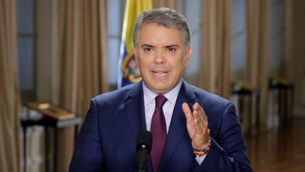 Duque: Colombia podría comenzar en febrero vacunación contra Covid-19