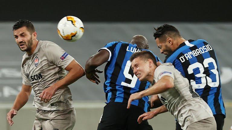 Inter pasa con goleada a la final de la Europa League
