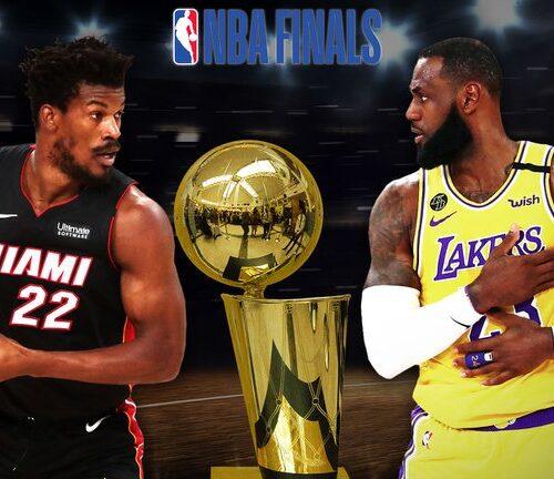Final de la NBA: Miami Heats vs Los Ángeles Lakers