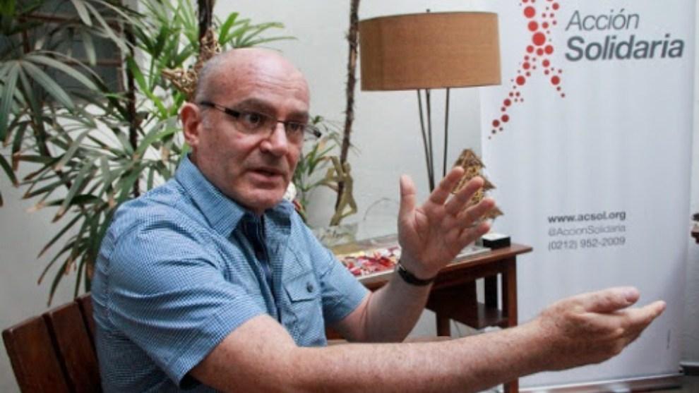 Liberaron a los miembros de la ONG Acción Solidaria que fueron detenidos por las FAES