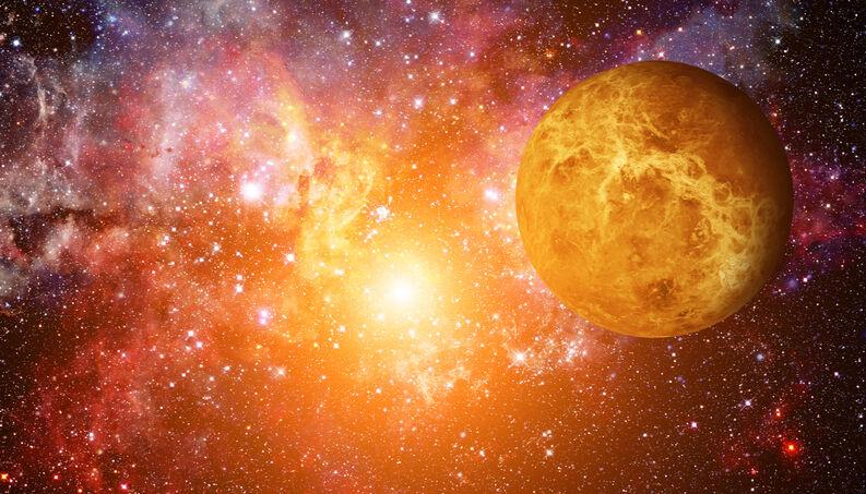 Mira las curiosidades más increíbles del planeta Venus