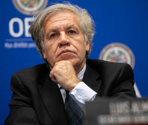 Luis Almagro: El sistema interamericano tiene mucho que aportar en la lucha contra la Trata de Personas