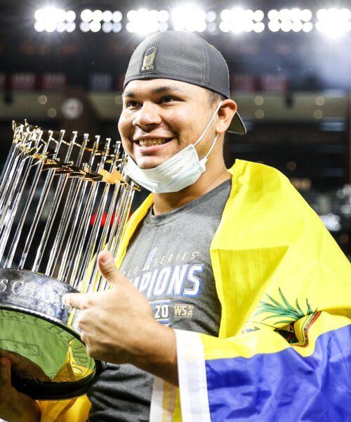 Brusdal Graterol: El venezolano campeón con los Dodgers