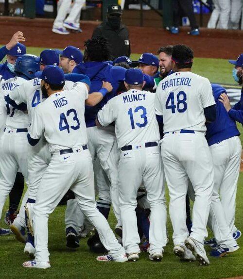 Falla el relevo de Tampa y los Dodgers ganan la Serie Mundial