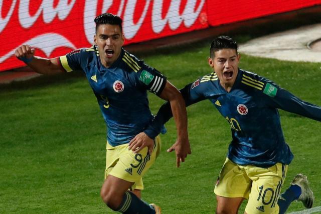 Catar 2022: Falcao rescata a Colombia y consigue un empate agónico ante Chile