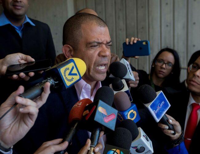 """Jose Gregorio Noriega: """"Si queremos un cambio en Venezuela, hay que salir a votar"""""""