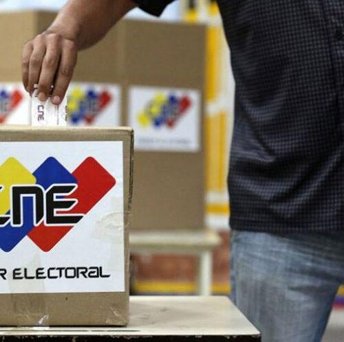 Elecciones 6D: Aseguran que llegó a Venezuela 25 toneladas de material electoral desde Irán