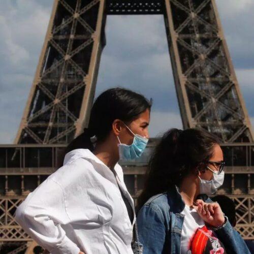 """Covid-19: Gobierno francés declara la ciudad de París como """"zona de alerta máxima"""""""