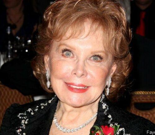 Muere una de las últimas actrices del Hollywood clásico, Rhonda Fleming