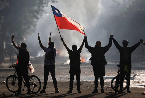 Chile: Claves para entender qué está en juego en el referendo para cambiar la Constitución