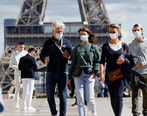 Covid-19: Francia anunció toque de queda total por al menos cuatro semanas