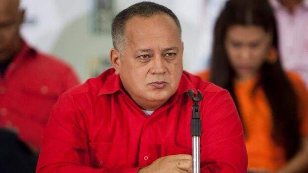 """Diosdado Cabello: """"Ganar el 6D va más allá de un mero triunfo, será la venganza con votos para Guaidó"""""""