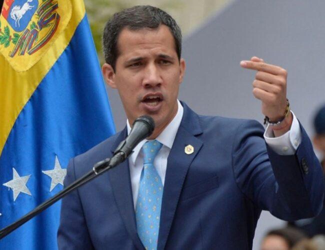 """Juan Guaidó: """"La peor sanción que tiene Venezuela es la dictadura de Maduro"""""""