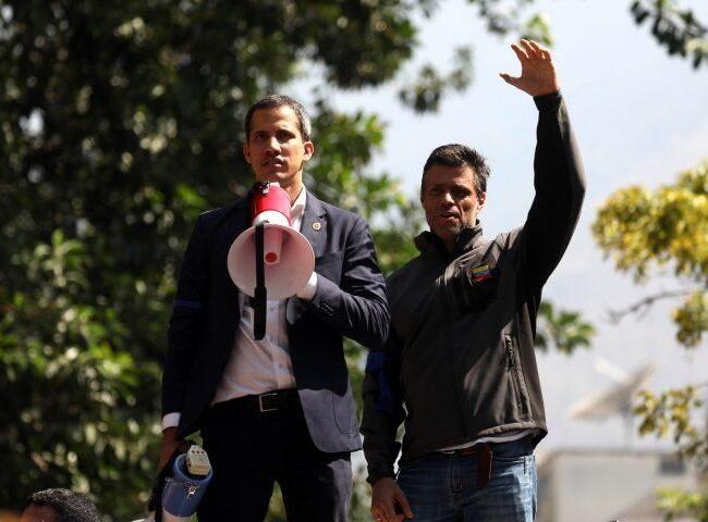 Juan Guaidó asegura que Leopoldo López ayudará a la lucha desde el exterior
