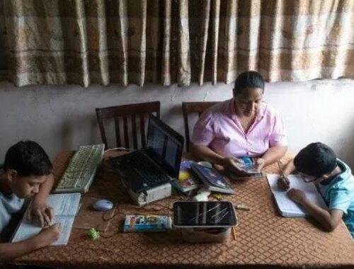 """Estudio califica como """"deficiente"""" la educación a distancia en Venezuela"""