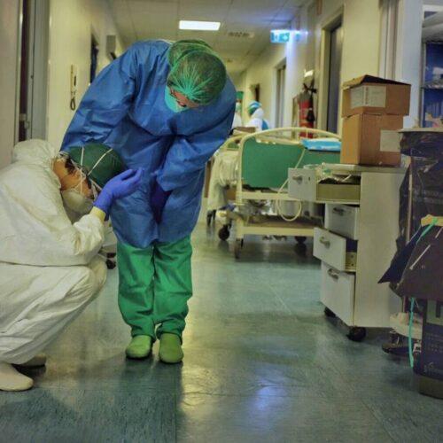 Efectos del Covid-19: Investigación reveló que trabajadores de la salud sufren de ansiedad y depresión