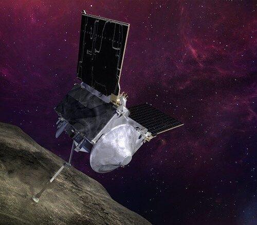 Misión OSIRIS-REx de la NASA listo para alcanzar y tocar un asteroide