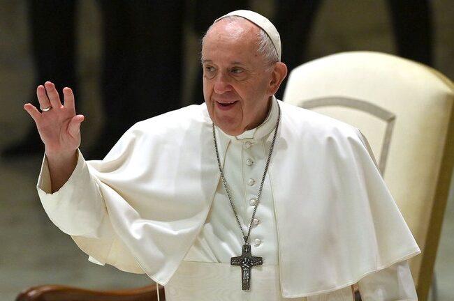 Papa Francisco tiene cita para vacunarse contra el Covid-19 esta semana