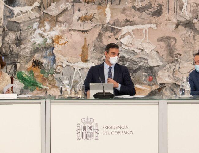 España: Gobierno aprueba decreto de estado de emergencia para controlar la pandemia