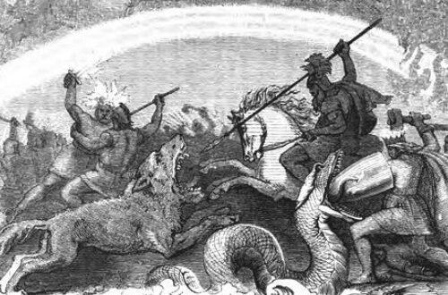 Los Horrores Del Ragnaraök. El Apocalipsis Vikingo