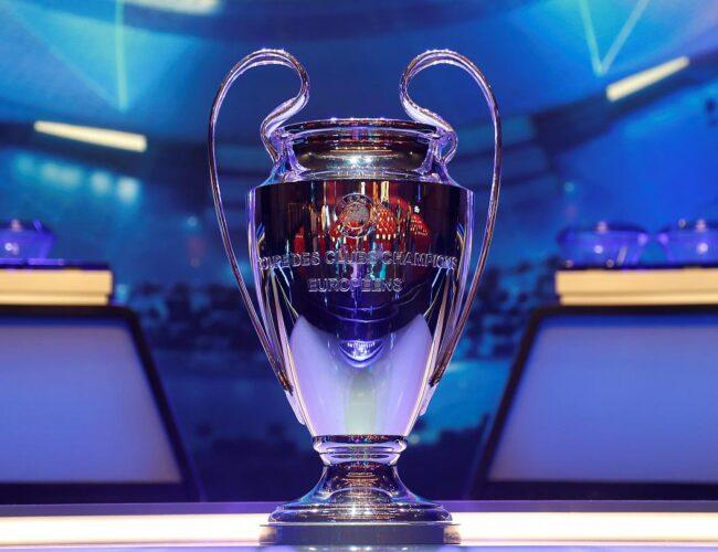 La Champions ya tiene definido los grupos de esta temporada
