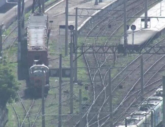 Brasil: Criminales secuestran tren en el norte de Río de Janeiro