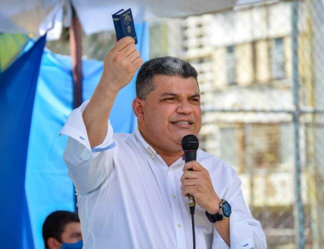 Luis Parra desde Caracas: En el nuevo Parlamento caminaremos por la ruta de la despolarización