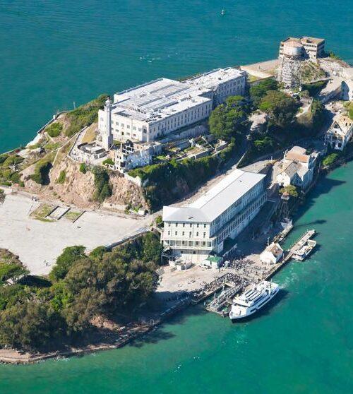 Curiosidades de Alcatraz