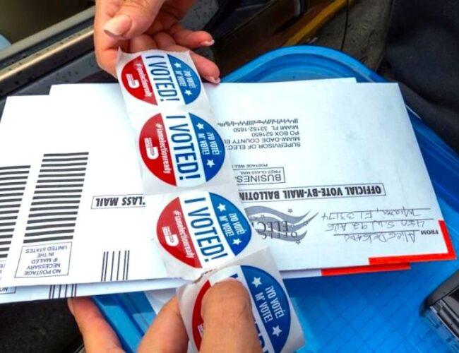 Cerca de 60 millones de estadounidenses ya votaron a ocho días de las elecciones