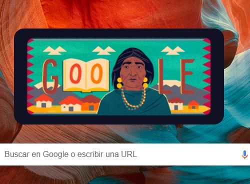Quién es Dolores Cacuango, la mujer que homenajea Google