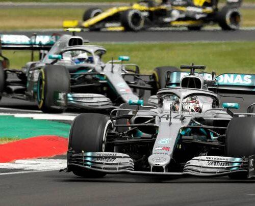 Mercedes se coronó en el Campeonato de Constructores de la Fórmula 1