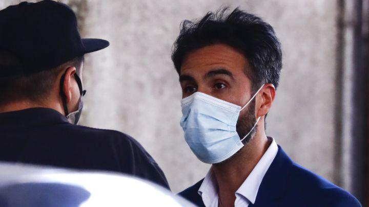 Médico de Maradona asistió a declarar a la fiscalía de San Isidro