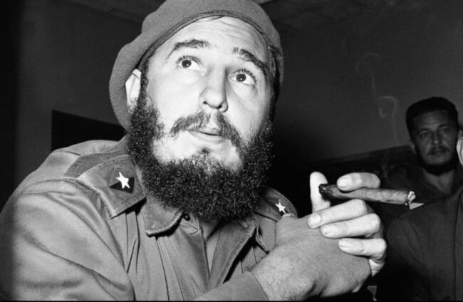 Se cumplen 4 años del fallecimiento del dictador cubano Fidel Castro