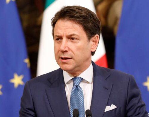 Investigan al primer ministro italiano por prestar escolta a su pareja