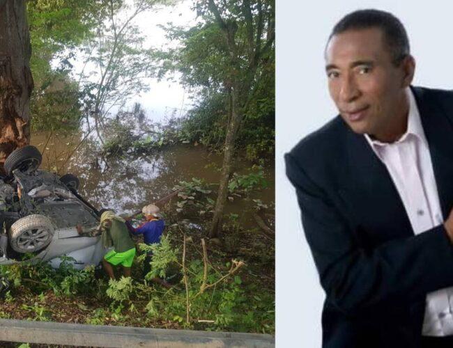 """Falleció en accidente de tránsito el cantautor colombiano Romualdo Brito, autor de """"El Santo Cachón"""""""