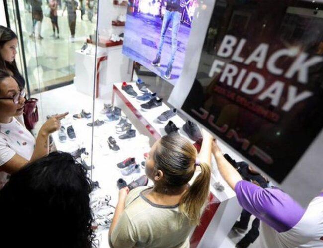 El viernes negro o black friday