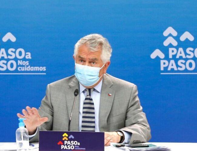 """Chile: Vacuna contra Covid-19 será """"voluntaria y gratuita"""""""