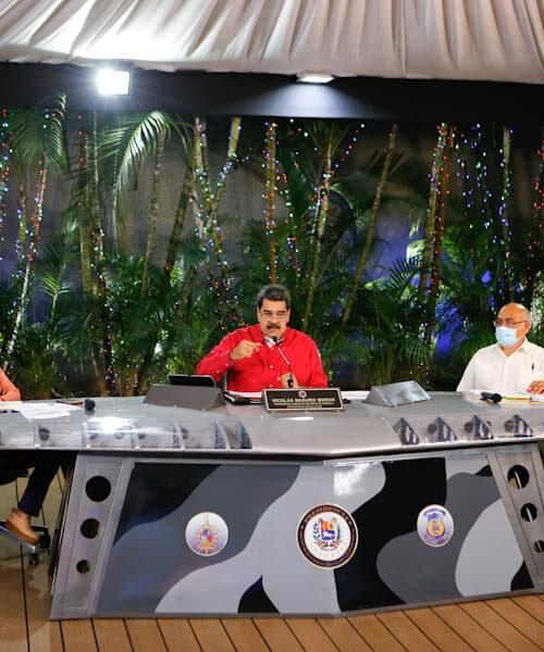"""Maduro dio la bienvenida a 4 semanas de """"flexibilización segura"""""""